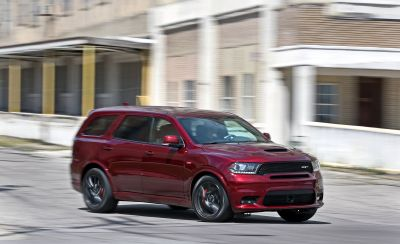 2018 Dodge Durango SRT   Performance and Driving Impressions Review   Car and Driver