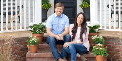 Charm Joanna Gaines Fixer Upper Stars Joanna Gaines Kids Clos Facts About Chip