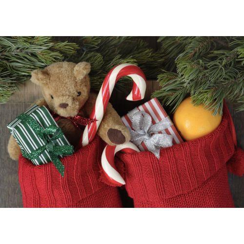 Medium Crop Of Christmas Sock Exchange