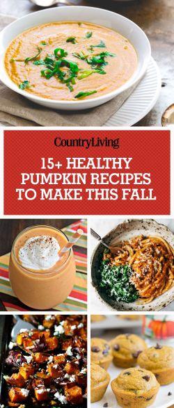 Especial Healthy Pumpkin Recipes Low Fat Ways To Eat Pumpkin Healthy Fall Recipes Healthy Fall Recipes Snacks