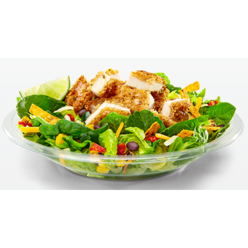 Medium Crop Of Mcdonalds Southwest Salad