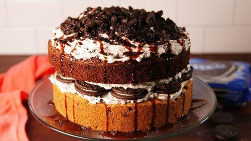 Medium Of Slutty Brownies Recipe