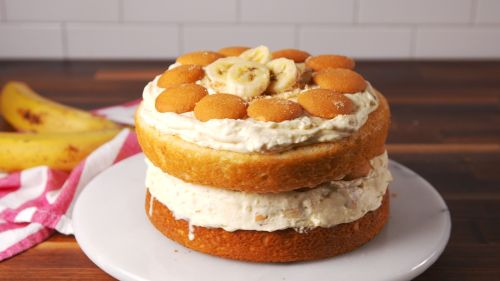 Medium Of Banana Cream Cake