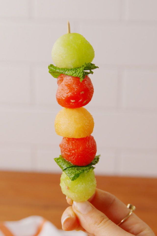 80+ Best Food on a Stick Recipes - How to Make Foods on Sticks—Delish.com