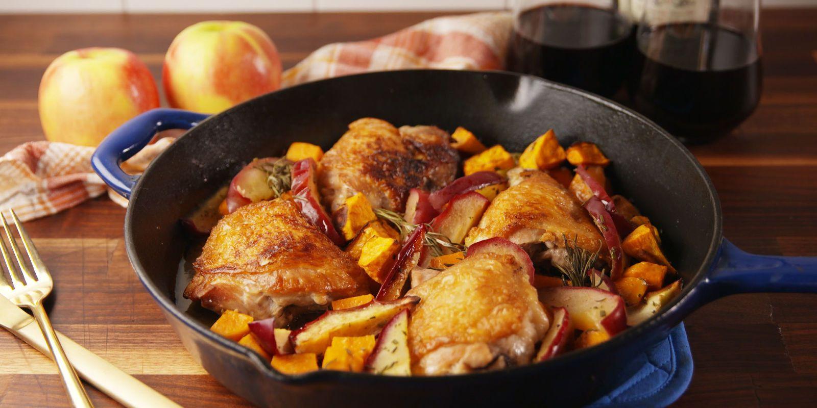 30+ Healthy Fall Recipes - Healthiest Autumn Meals —Delish.com