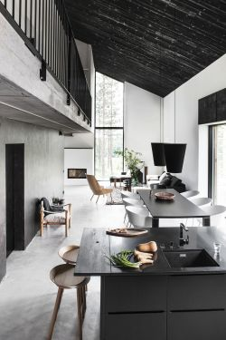Small Of Black And White Living Room
