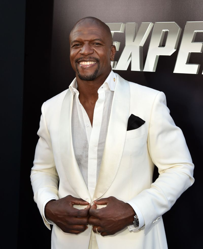 Large Of Terry Crews Fasting