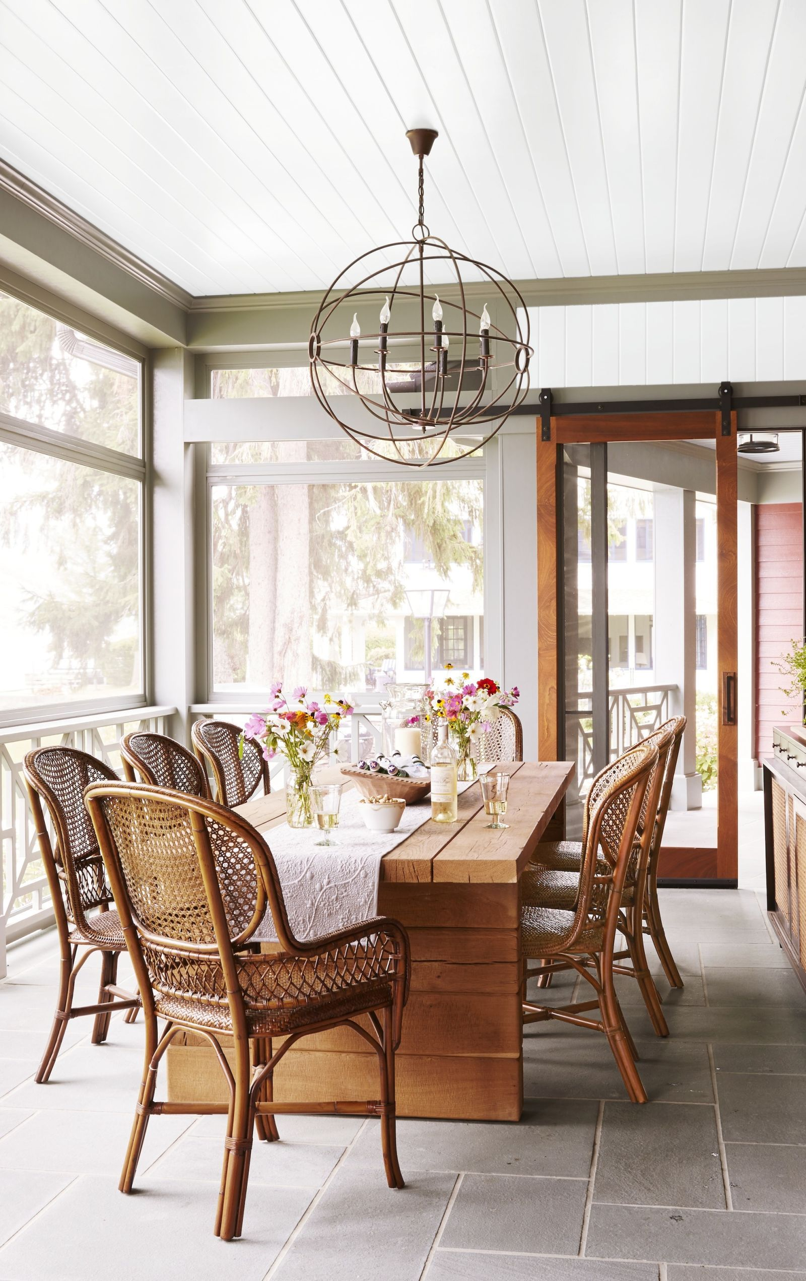 10 Sunroom Decorating Ideas   Best Designs for Sun Rooms image