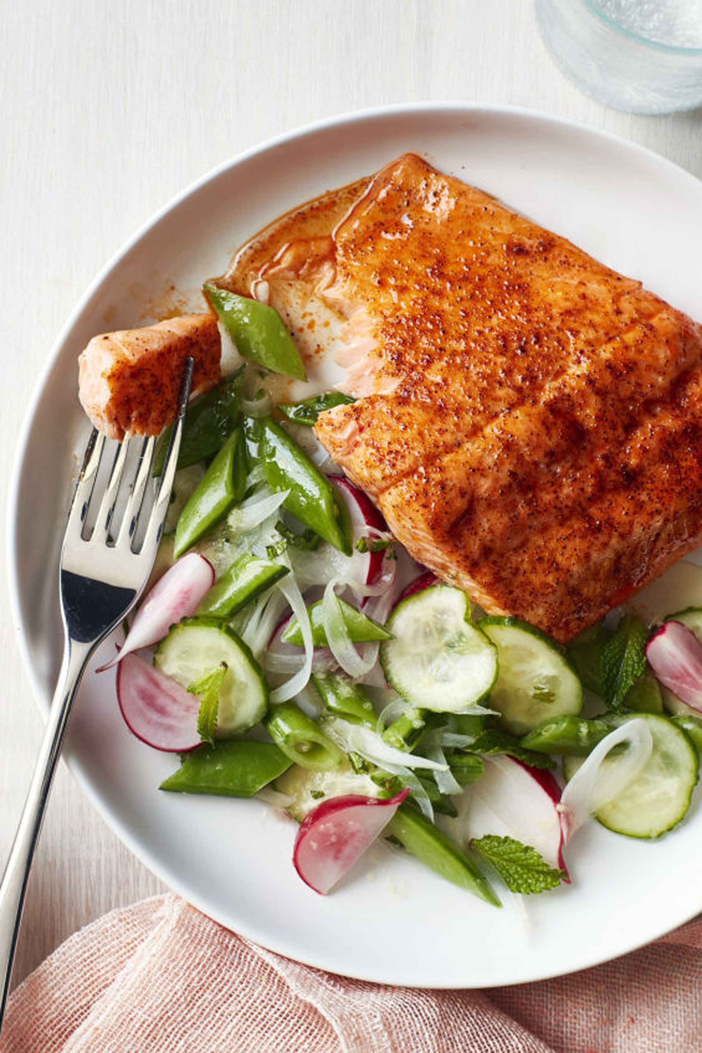 Fullsize Of What Goes Good With Salmon