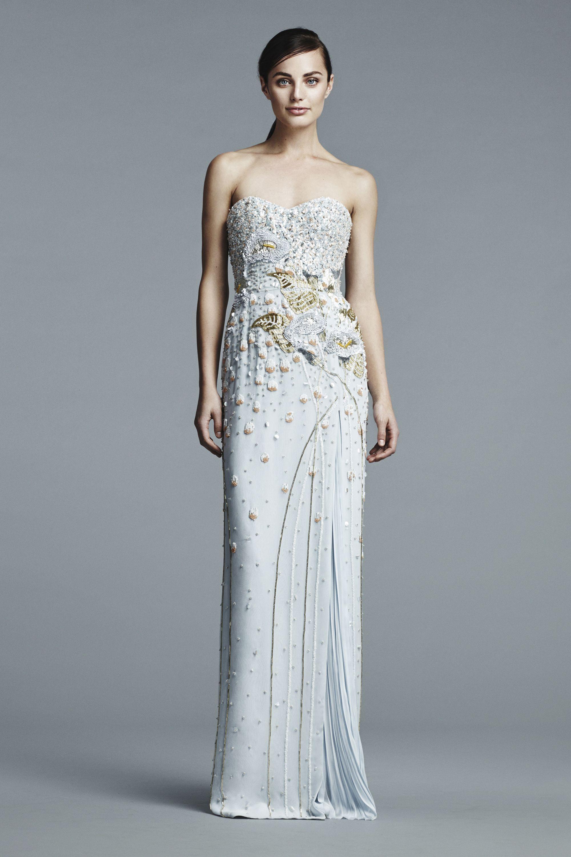jmendel wedding dresses spring j mendel wedding dress J Mendel Spring Bridal Collection Full Collection J Mendel Bridal