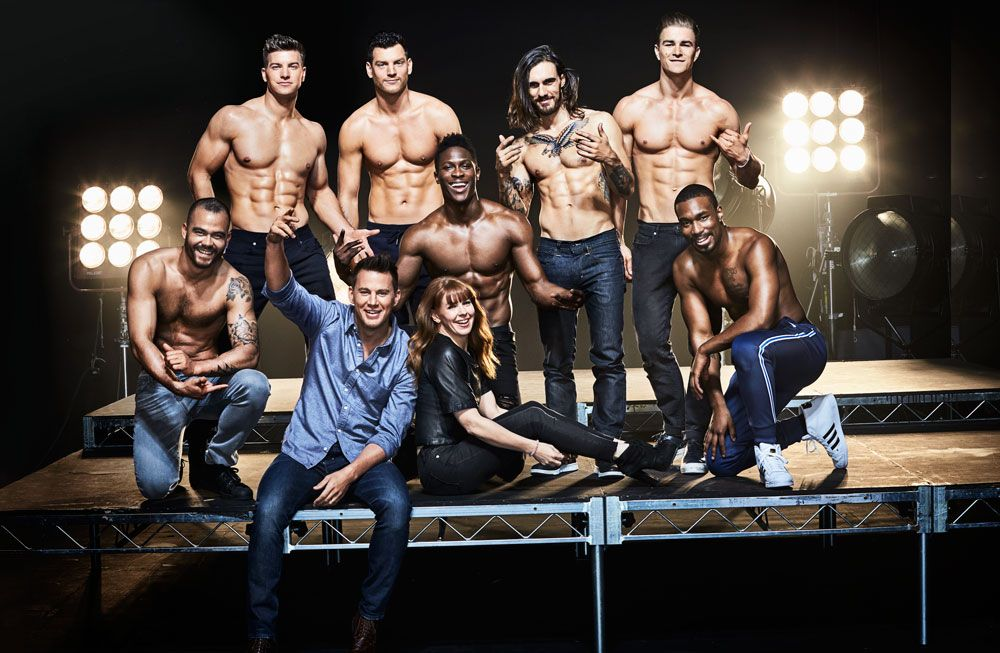 Meet the Cast of Magic Mike Live   Magic Mike Live in Las Vegas image