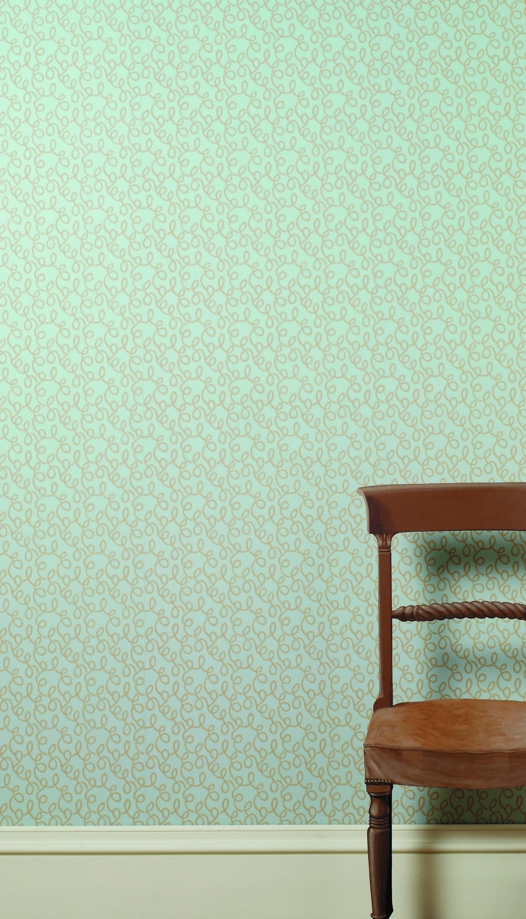 21 Mid-Century Modern Wallpaper Ideas