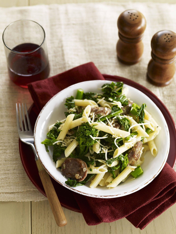 48 Easy Pasta Dinner Recipes - Best Family Pasta Dishes