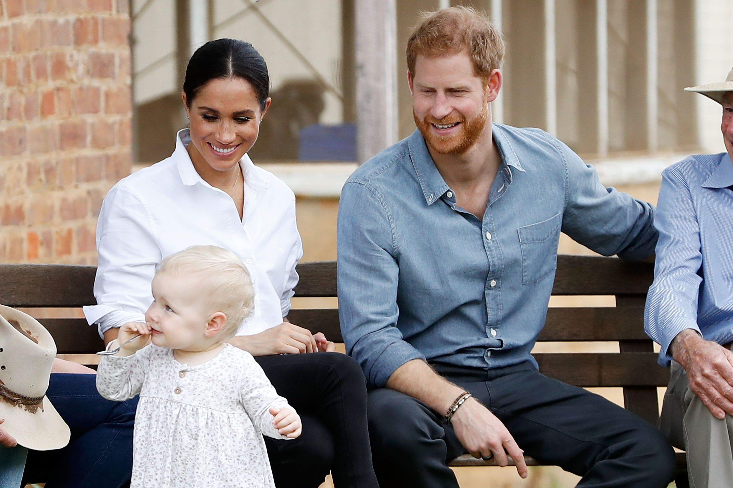 Meghan Markle and Prince Harry Royal Baby News, Due Date and Name and Gender Rumors