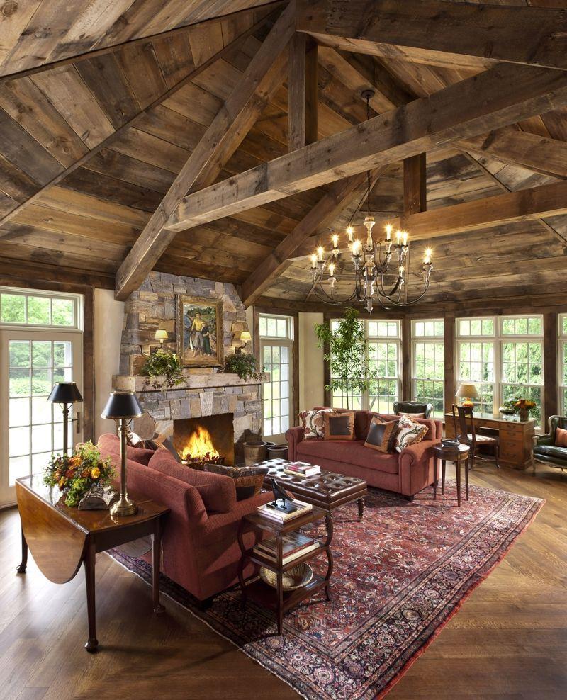Fullsize Of Modern Rustic Decor