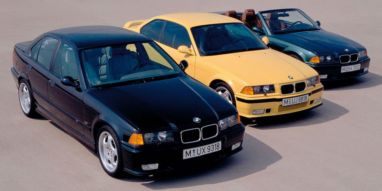 BMW M3 E36 Review and Buyer's Guide - What You Need to Know About BMW M3 E36