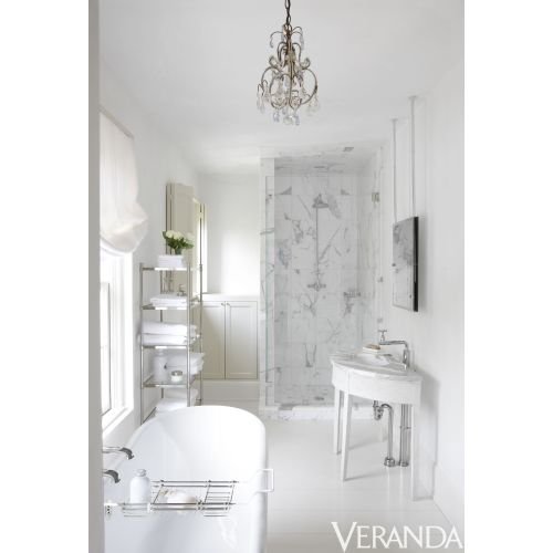 Medium Crop Of White Bathroom Ideas