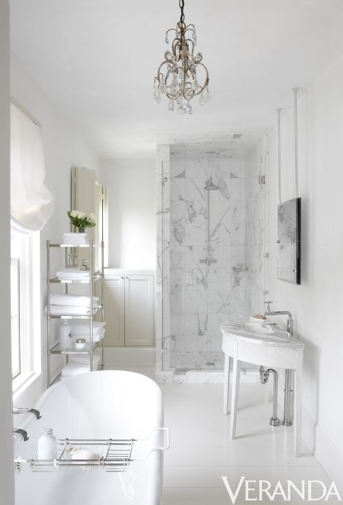 Medium Of White Bathroom Ideas