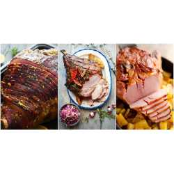 Small Crop Of Christmas Ham Recipes