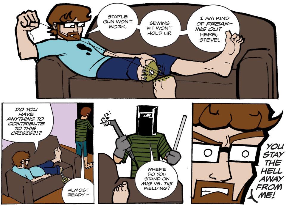 Leg Loss (Part 3)