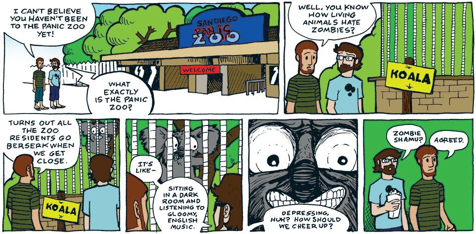 Panic Zoo