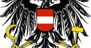 osztrák címer