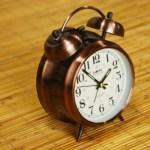 時間の使い方を意識する