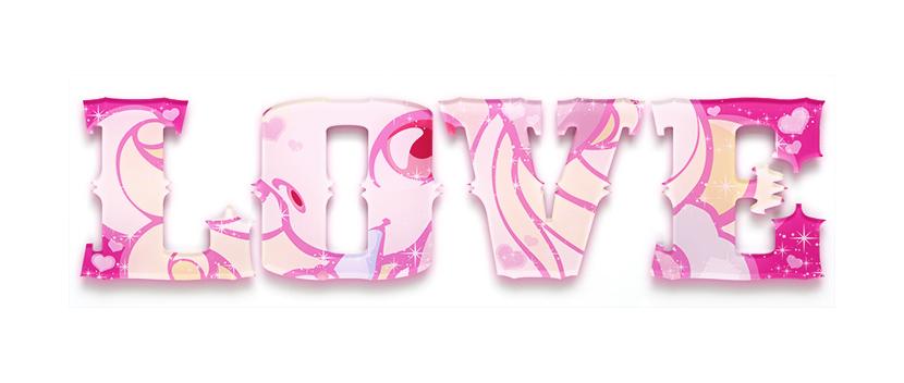"""Word-Play-""""LOVE"""""""