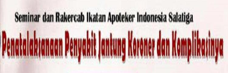 Seminar & Rakercab IAI Salatiga