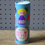 Vintage Avon Her World talc | H is for Home