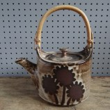 Briglin Pottery tea pot