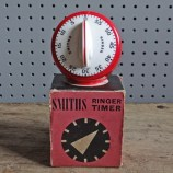 Red Smiths kitchen timer