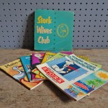 Stork cook books