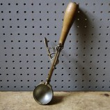 Vintage wooden handled ice cream scoop | H is for Home