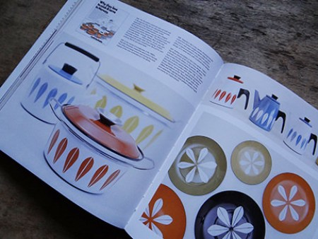 selection of Cathrineholm Lotus enamelware
