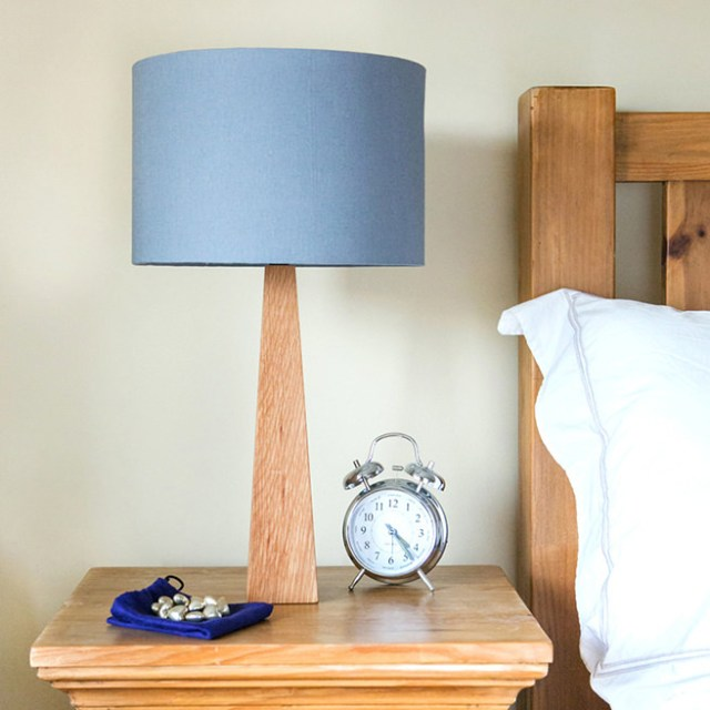 Bedside lamp available at Hunkydory Home