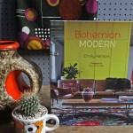 Bookmarks: Bohemian Modern