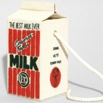 Wednesday Wish: Milk box bag