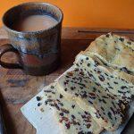 Cakes & Bakes: Saffron loaf