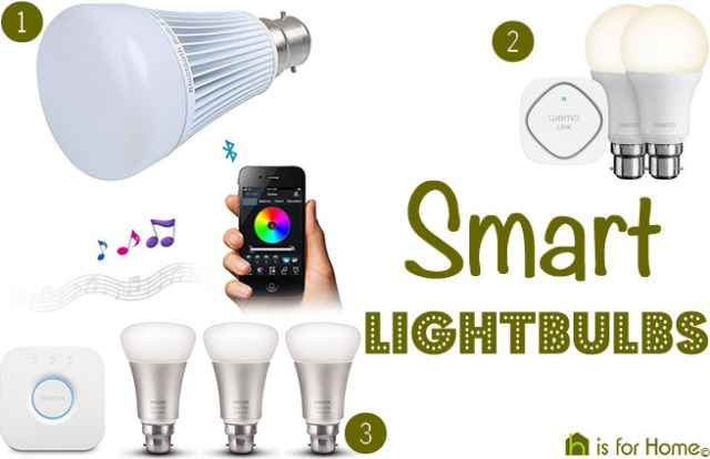 Smart lightbulbs | H is for Home