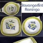 Charity Vintage: Stavangerflint Flamingo