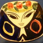Charity Vintage: Stavangerflint plate