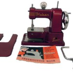 Charity Vintage: Vulcan child's sewing machine