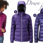 Price Points: Women's down jackets