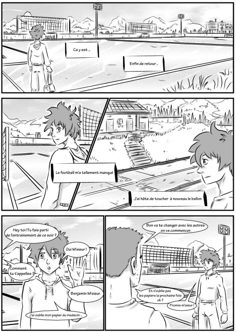 Webcomic soccer p1 outhline