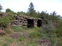 Cabane de la Pellado, extérieur du cliché précédent.