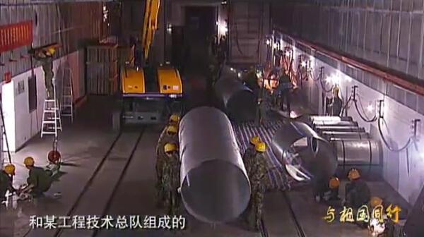 """China y los túneles de la """"Gran Muralla Subterránea"""""""