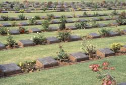 Australia Memorial Cemetery, Thailand