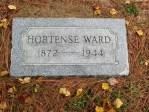 Hollywood, Hortense Ward