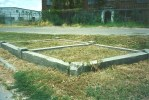 Old 1840 City Cemetery, Super family plot 1980s